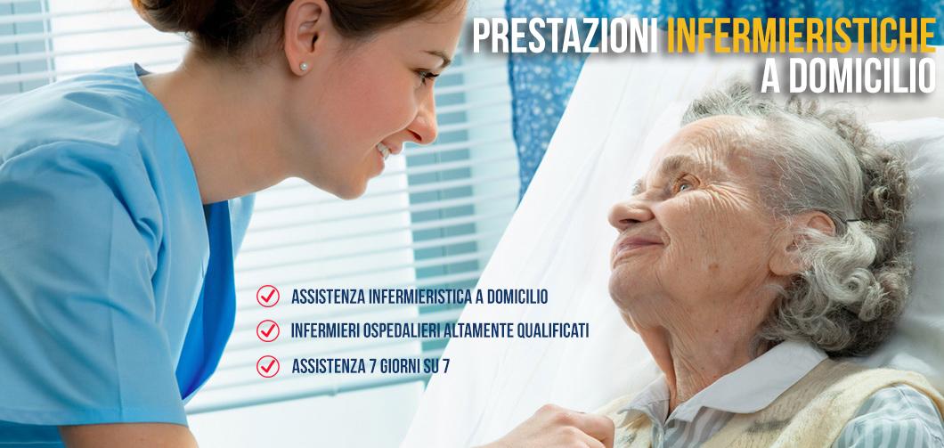 assistenza infermieristica roma